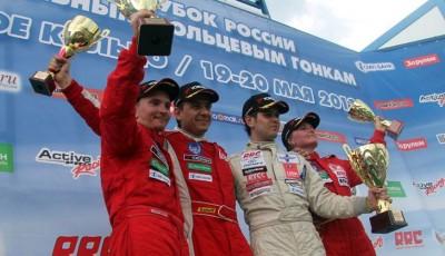 Александр Артемьев уже три года выступает в кольцевых автогонках. На его счету более десяти подиумов