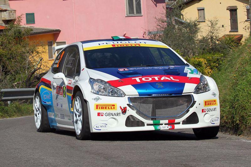 Итальянская премьера Peugeot 208 T16