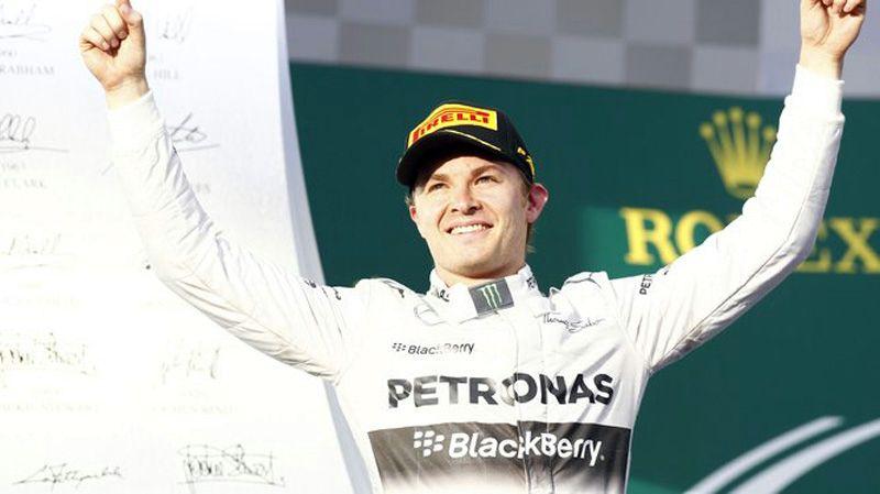 Нико Росберг получил наконец в свое распоряжение по-настоящему быструю машину и начал сезон с победы