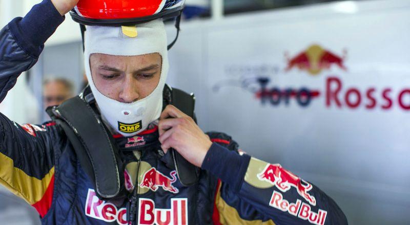 Даниил Квят стал самым молодым пилотом, сумевшим набрать очки уже в первой гонке