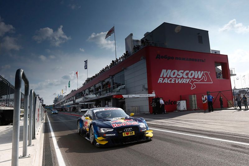 Motorsports / DTM: german touring cars championship 2013, 6. race at Moskau Raceway