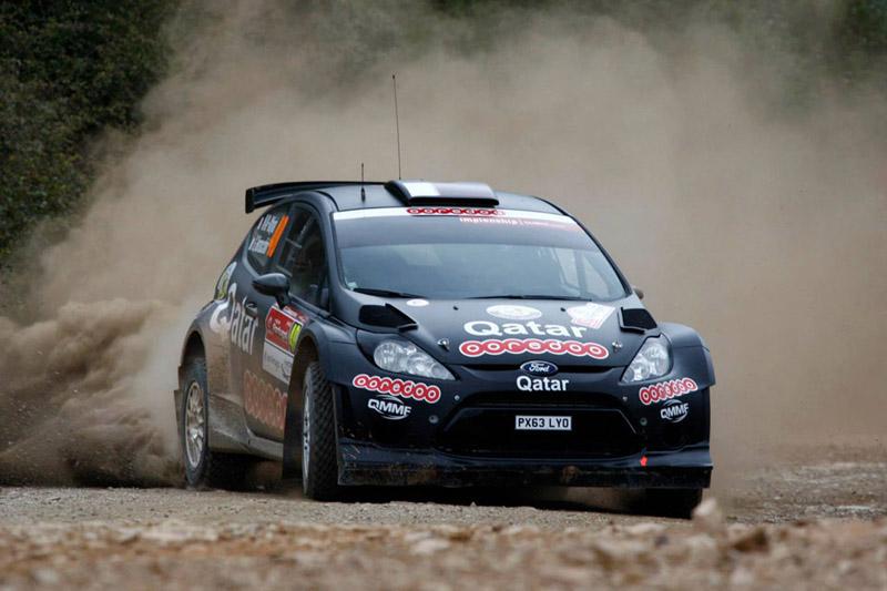 Нассер Аль-Аттия - победитель в зачете WRC2
