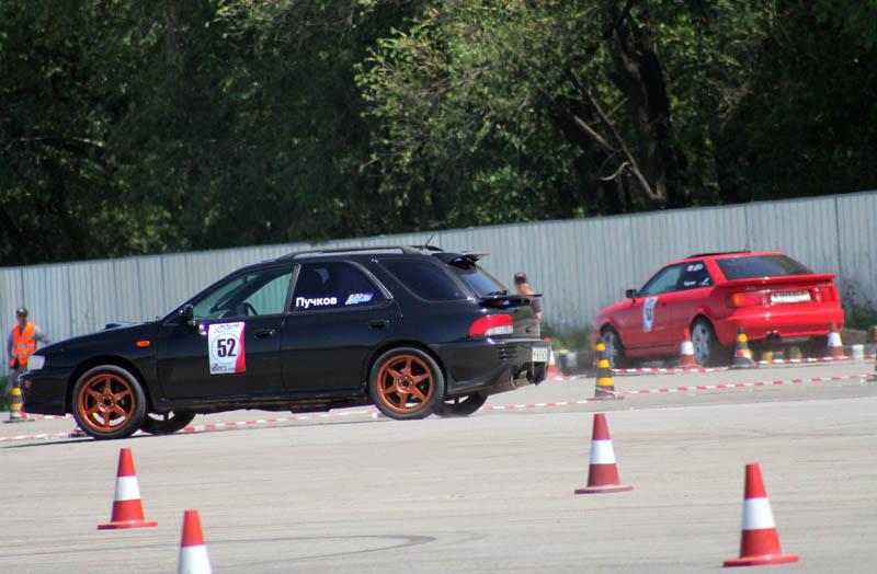 Категория S3.  Subaru против Audi